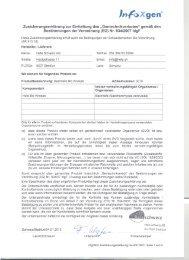 Infoxgen Bio Backhefe 2012 [PDF, 1.19 MB] - Hefe Schweiz AG