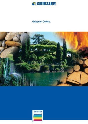 GriColors - Hegglin Storen GmbH