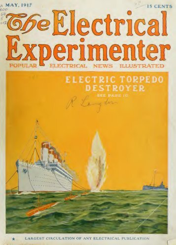 The Electrical experimenter