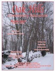 Community Education - Oak Hills Local Schools