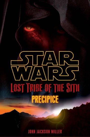 Star Wars: Lost Tribe of the Sith: Precipice