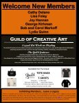 The Guild of Creative Art Monthly Online Bulletin - Page 5