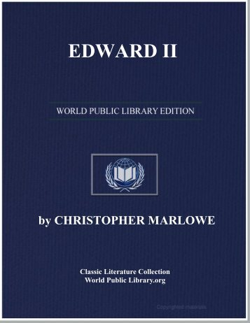 EDWARD II - World eBook Library - World Public Library