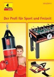 Der Profi für Sport und Freizeit - Billard Sport Freizeit