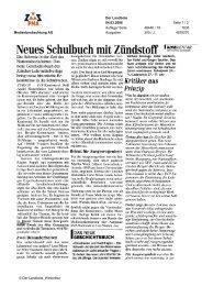 Der Landbote - Lehrmittelverlag Zuerich