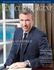 SEAN STANFIELD - Executive Agent Magazine