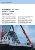 böhler dry system – garanterat torra elektroder - Böhler Welding - Page 3