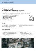 böhler dry system – garanterat torra elektroder - Böhler Welding - Page 6