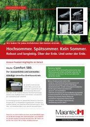 MARA_Außentor_Mailing 4_DE_A4 Flyer.qxd ... - Marantec Antriebs