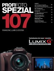 PF Spezial 107 - PROFIFOTO Magazin www.profifoto.de