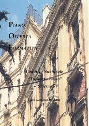 """PIANO OFFERTA FORMATIVA Convitto Nazionale """"Torquato Tasso ..."""