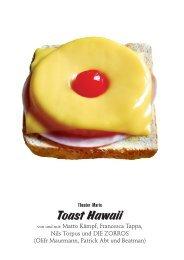 Toast Hawaii - Café Kairo