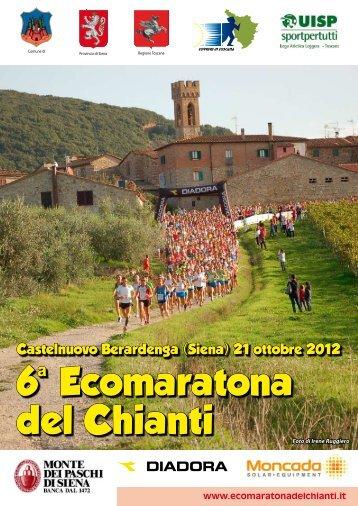 6 Ecomaratona del Chianti - Gonews.it