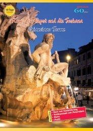 Rom, der Papst und die Toskana Chianciano Terme - SKAN-TOURS ...