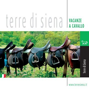 vacanze a cavallo - Terre di Siena