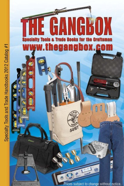 Pipe Fitter Tools >> Welder Pipefitter Tools The Gangbox