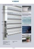 Lamellenstoren von Griesser. Metalunic® - Seite 2