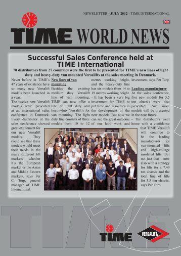 TIME World News No. 10 - TIME International