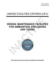 UFC 4-216-02 Design - The Whole Building Design Guide