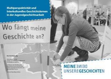 Multiperspektivität - Landesjugendring Berlin