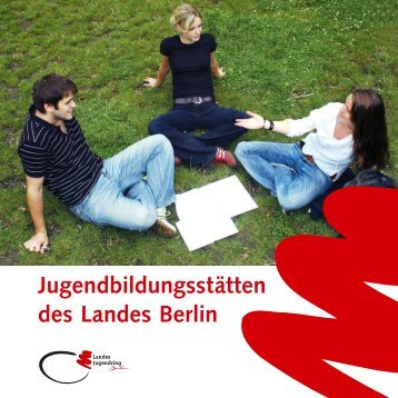 Jugendbildungsstätten des Landes Berlin - Berlin.de