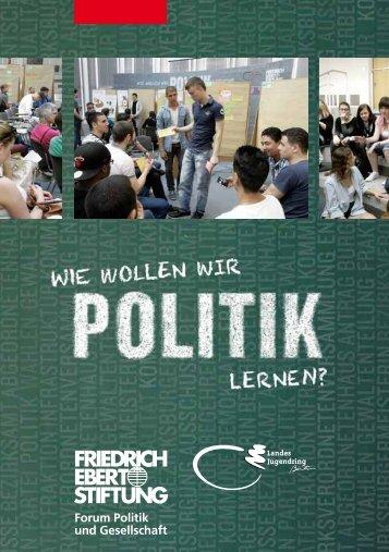 dieser Broschüre - Landesjugendring Berlin