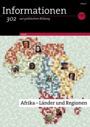 Afrika - Länder und Regionen - Bundeszentrale für politische Bildung