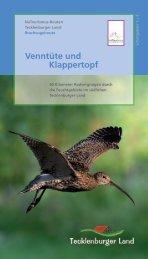 Venntüte und Klappertopf - Tecklenburger Land Tourismus eV