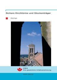 Sichere Kirchtürme und Glockenträger Kirchen - beim Bistum Mainz