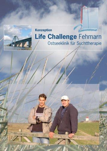 Konzeption - Life Challenge Fehmarn