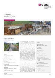 CDS NEWS Ausgabe 03 2010