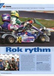 rok cup international final 2011, pista south gafida - Linus Lundqvist ...