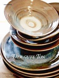 Der gute Ton - Petra Lindenbauer