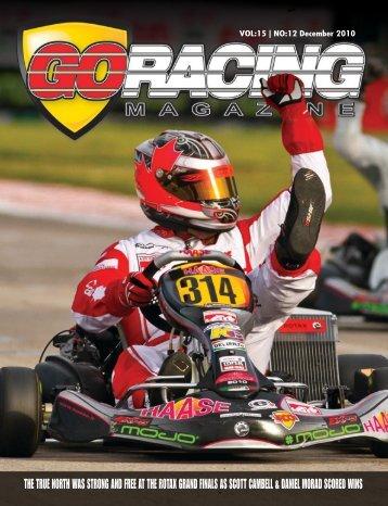 vortex | sparco | uni pro - Go Racing Magazine