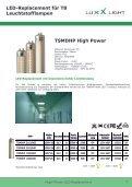 LEDReplacement für T8 Leuchtstofflampen - Warum LED-Technik? - Seite 7