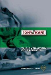 TONYKART BROCHURE FRA - la boutique Fun Motorsports