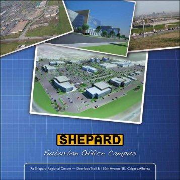 Suburban Office Campus - SHEPARD Development