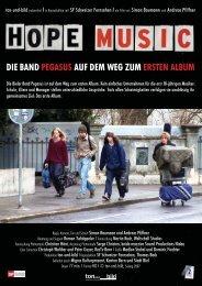 die band pegasus auf dem weg zum ersten album - ton und bild GmbH