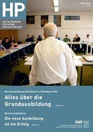 HP Nr. 02/2012 (pdf) - VHP