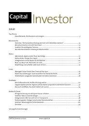 CAPITAL Investor 07/2010