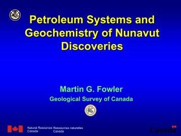 Petroleum Systems