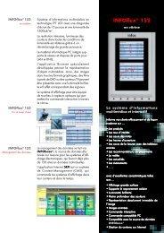 INFOflex® 152 - Elektronik Hengartner AG