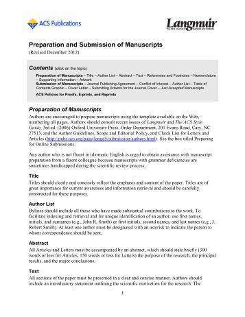 professional publication manuscript All of us are connected to medical journals, whether it is through reading, writing,  reviewing or suggesting topics to be addressed the purpose of the present.
