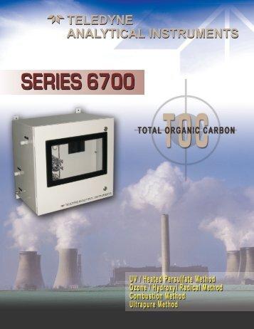 SERIES 6700 - Teledyne Analytical Instruments