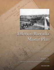 Jefferson Barracks Master Plan - St. Louis County Economic Council