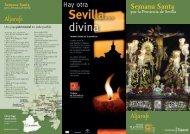 Semana Santa - Turismo de la Provincia de Sevilla