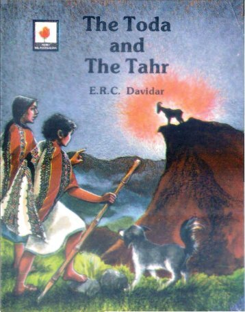 The Toda & The Tahr - Arvind Gupta