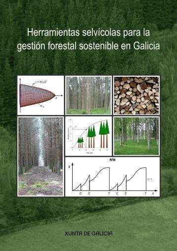 Herramientas selvícolas para la gestión forestal sostenible en Galicia