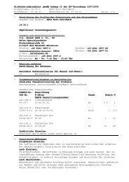 Sicherheitsdatenblatt Sicherheitsdatenblatt gemäß ... - Farben LOBER