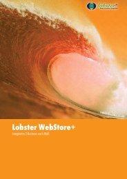 Lobster WebStore+ - Lobster GmbH